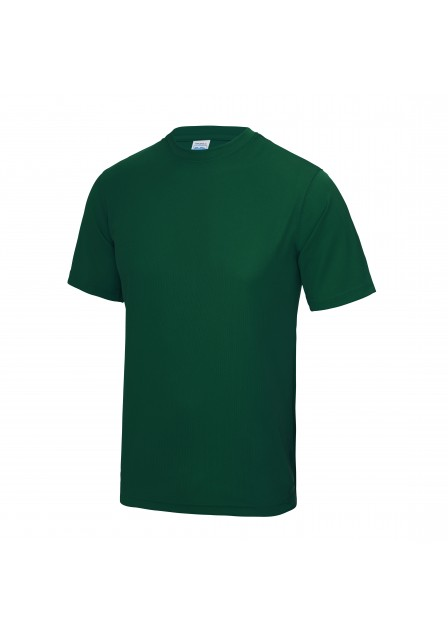 unisex bottle green t shirt