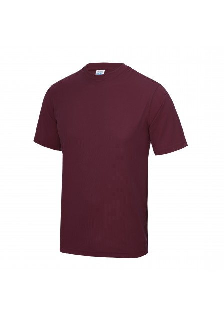unisex burgundy t shirt