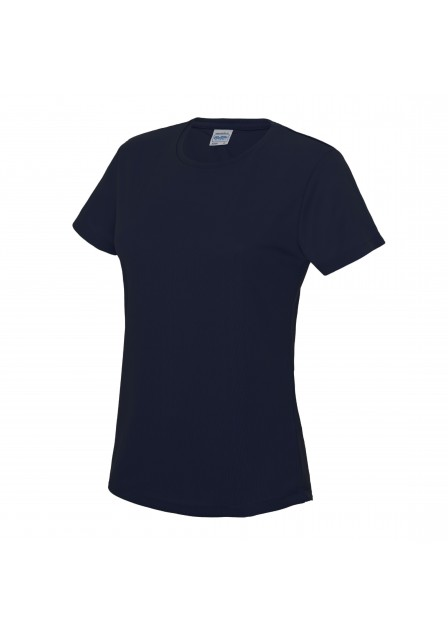 Female french navy t shirt